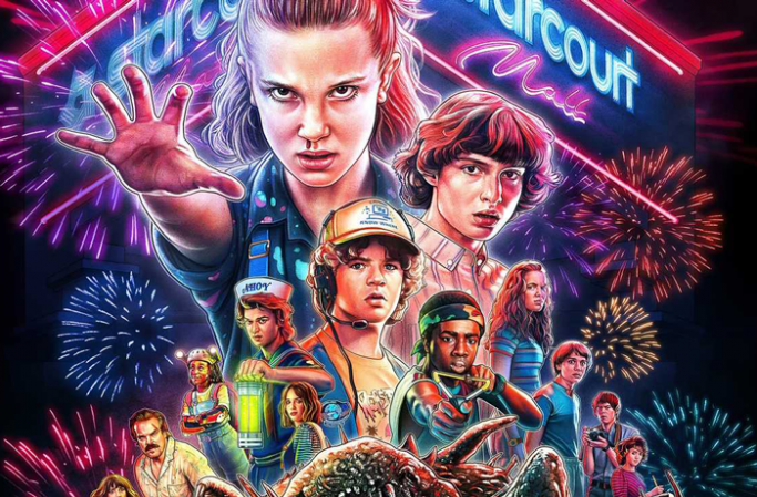Top 5 jobs in Stranger Things