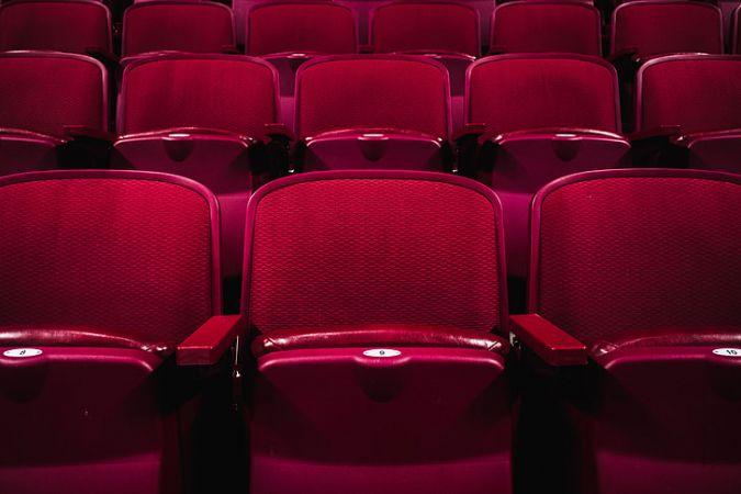 Seating at the cinema