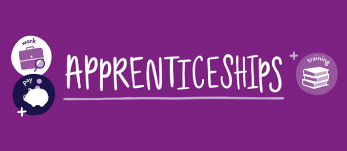 Apprenticeship graphic