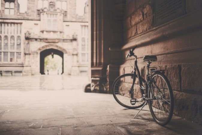 Photo of a UK university