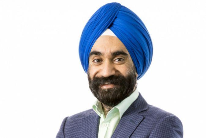 Photo of Reuben Singh