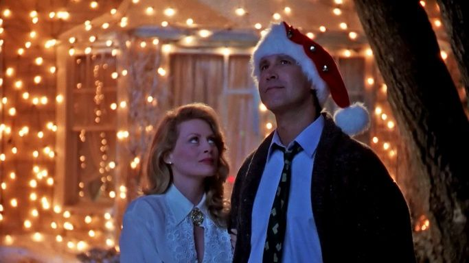 Still from the movie National Lampoon's Christmas Vacation