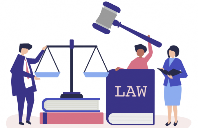 How to get law work experience when you're still in school
