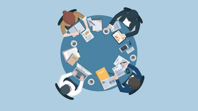 Management consultancy icon