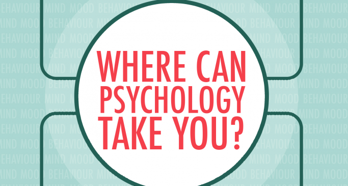 Careers in Psychology - Where Can Psychology Take You?