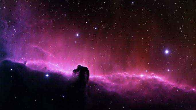 The Orion Horsehead Nebula