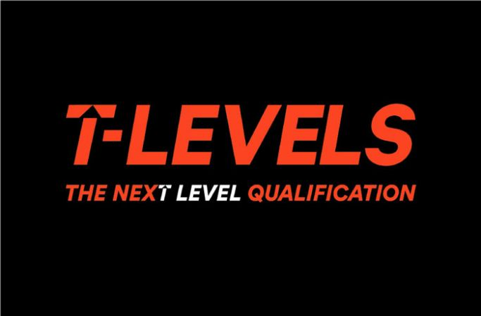 T-level logo (Gov.uk)