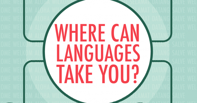 Careers in Languages - Where Can Languages Take You?