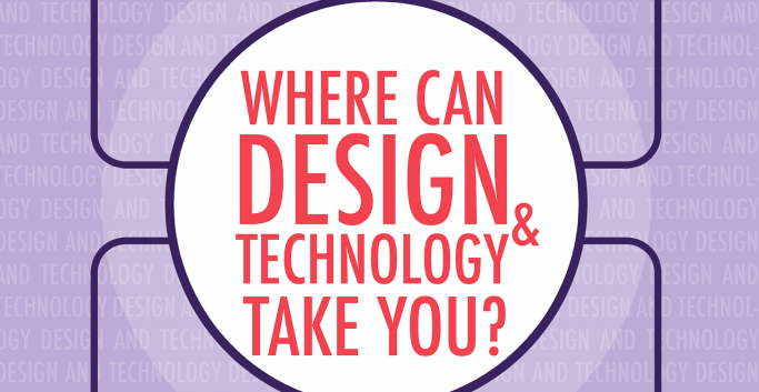 Careers in Design & Technology - Where Can Design & Tech Take You?