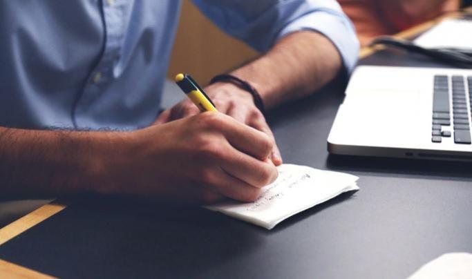 60 Second Interview: Writer