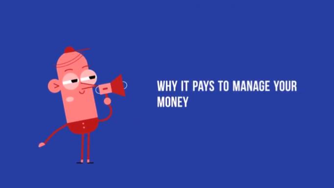 Money management video screenshot