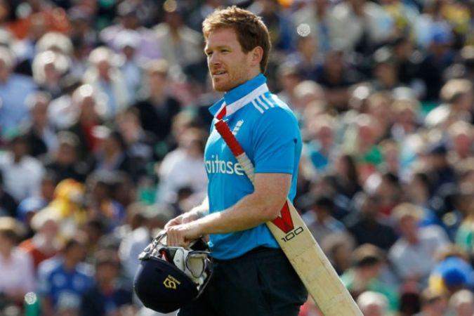 Eoin Morgan cricketer