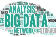 Big data word cloud