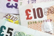 Image of bank notes